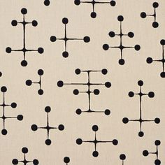 Dot pattern by Charles and Ray Eames 1947