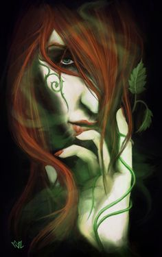 Venom Vixen...I always thought Poison Ivy would be a cool Halloween costume