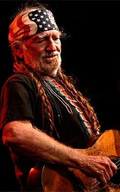 I pick Willie Nelson as one of my fave country music stars. Sound Of Music, Kinds Of Music, Music Love, My Music, Country Music Stars, Country Music Singers, Country Artists, Willie Nelson, We Are The World
