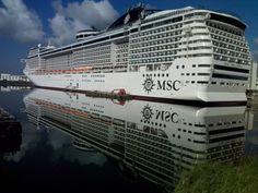 MSC preziosa - Will be a passenger onboard in September 2014