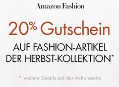 Amazon: 20 Prozent Mode-Rabatt auf die Herbst-Winterkollektion bis Dienstag https://www.discountfan.de/artikel/klamotten_&_schuhe/amazon-20-prozent-mode-rabatt-auf-die-herbst-winterkollektion-bis-dienstag.php Noch bis kommenden Dienstag gibt es bei Amazon 20 Prozent Rabatt auf die aktuelle Herbst- / Winterkollektion. Im Angebot sind über 500 Artikel, darunter Jacken, Stiefel, Pullis, Schuhe und Accessoires. Amazon: 20 Prozent Mode-Rabatt auf die Herbst-Winterkollektion bis