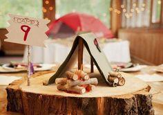 52 Awesome Winter Campfire Wedding Ideas | HappyWedd.com