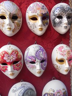 Magical Masks of Venice