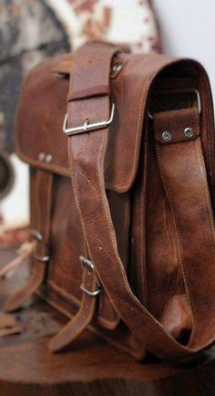 1c6197710b4 Looking for a new laptop bag. Brown Broad Pocket Leather Messenger Bag Ipad  Bag Macbook Laptop bag Shoulder bag Crossbody Satchelfor Him and Her