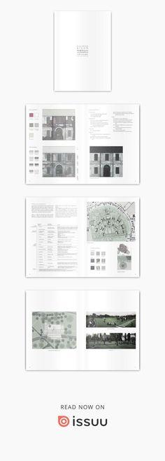 Portfolio Architettura Iuav | Filippo Bison  Studio e Progetto | Portfolio di Laurea Triennale in Scienze dell'Architettura | Università Iuav di Venezia | Filippo Bison | Junior Architect