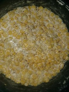 Crockpot Cream Cheese Corn. sounds yummy!