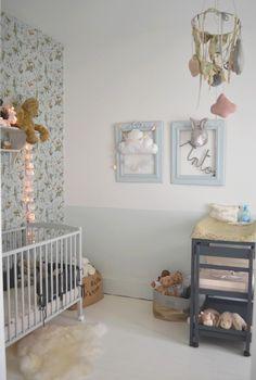 #babykamer #naturel #pastel   sur1nuage