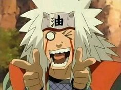 Naruto funny faces | Jiraiya Funny Wacky Photos | Anime Jokes Collection