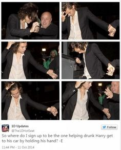 Drunk Harry Styles takes new girlfriend to LA party? Niall Horan ...
