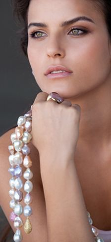 Q: My future mother-in-law gave me a beautiful string of pearls to wear on my wedding day. I was wondering why pearls are so often associated with weddings; Discount Sunglasses, Sunglasses Outlet, Sunglasses Online, Wedding Accessories, Accessories Jewellery, String Of Pearls, Pearl Jewelry, Pearl Necklaces, Pearl And Lace