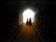 It's been said that these tunnels still house the spirits of some Southern ghosts.