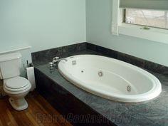 marblebathtub - Yahoo Image Search Results Marble Bathtub, Corner Bathtub, Image Search, Bathroom, Washroom, Full Bath, Bath, Bathrooms, Corner Tub