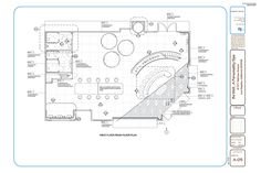 Finishes Plan