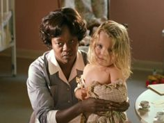 "The Help - ""you are kind.  you are smart.  you are important.""  ""You're my momma, Abee!"""
