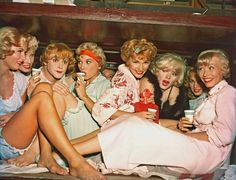 Some Like It Hot - this movie is hilarious. :)
