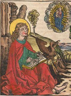 Schedel, Hartmann / Alt, Georg / Wolgemut, Michael: Das buch der Cronicken vnd gedechtnus wirdigern geschichte[n], vo[n] anbegyn[n] d[er] werlt bis auf dise vnßere zeit Nürmberg, 1493 GW M40796  Folio NP