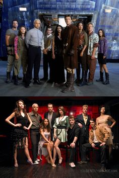 Firefly, then & now!