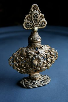 Antique french perfume bottle