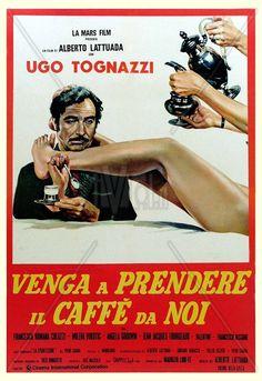 Venga a prendere il caffè da noi. Alberto Lattuada, 1970.