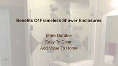 Looking for a company selling top notch glass shower enclosures across Temple, Texas? The family owned & operated compa. Temple Texas, Frameless Shower Enclosures, Glass Company, Home Values, Crown, Cleaning, Mirror, Easy, People