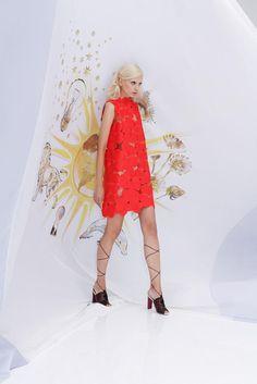 Cynthia Rowley Spring 2015 Ready-to-Wear Fashion Show Fashion Week 2015, Spring Fashion, Fashion Show, Catwalk Fashion, Nyc Fashion, Fashion Weeks, High Fashion, Cynthia Rowley, Spring Summer 2015