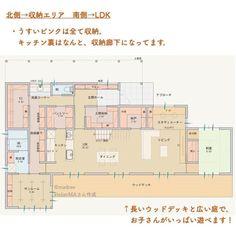 Floor Plans, House Design, Flooring, How To Plan, Architecture, Interior, Nihon, Home, Instagram