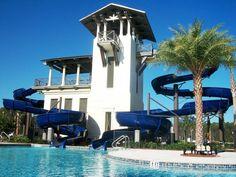 Nocatee Splash Water Park is proud to have the highest slide in Northeast Florida!