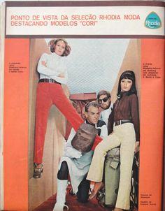 Atelier Madrecita Capri Pants, Magazine, Vintage, Fashion, Point Of View, Templates, Moda, Capri Trousers, Fashion Styles