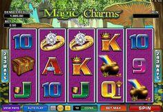 Magic Charms on valtava Microgaming online kolikkopeli netissä! Tässä pelissa on…