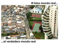 ... EL SHOW DE TRUMAN: EL MUNDO REAL ES FALSO.