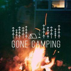 Gone Camping / via Deschutes Brewery
