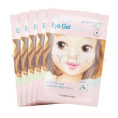 Collagen Eye Gel Patch from #YesStyle <3 Etude House YesStyle.com