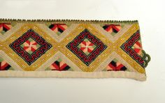 Norway, Museum, Textiles, Costumes, Traditional, Embroidery, Bags, Inspiration, Vintage