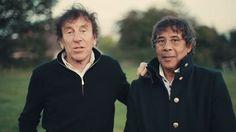 Alain Souchon et Laurent Voulzy signent leur premier duo