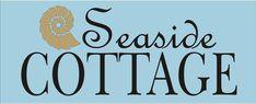 Seaside COTTAGE or Beach COTTAGE Beach Signs por SuperiorStencils