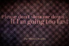 The Strokes | Reptilia