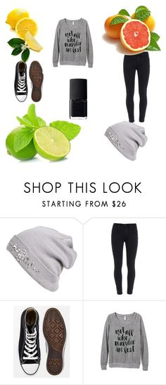 """""""lauren"""" by shakiadinkins-1 on Polyvore featuring interior, interiors, interior design, home, home decor, interior decorating, Betsey Johnson, Paige Denim, Converse and NARS Cosmetics"""