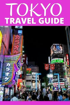 Apart from being the largest city in Japan, Tokyo is also considered as one of the most populous metropolitan centers in the world. Because of Tokyo's immense land area as well as its huge populace, the city offers almost everything in terms of tourist attractions, activities, restaurants…you name it! Here is your guide to Tokyo..