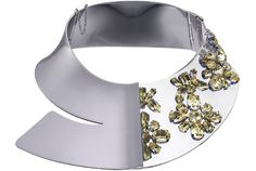 Las gargantillas futuristas Dior In ME