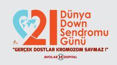 """""""Hayatımıza kattığınız +1 değerin farkındayız."""" Dünya Down Sendromu Farkındalık Günü #DownSendromu"""