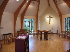 small home chapels interiors - Google Search