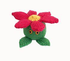 Ravelry: Flower Dude pattern by Julie L. Anderson