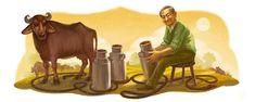 94º aniversário de Verghese Kurien