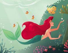 Ariel - britsketch