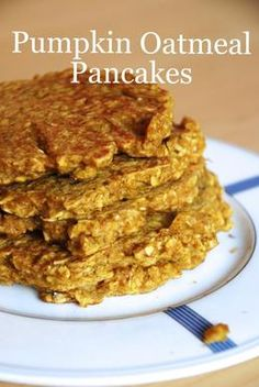 pumpkin pancakes - pretty good, used pumpkin canned instead of puree and added some water, probably would be better with puree.