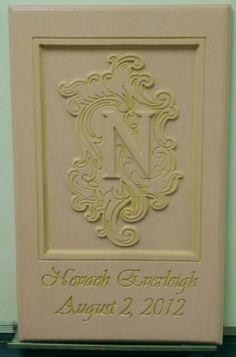 Birth commemoration plaques