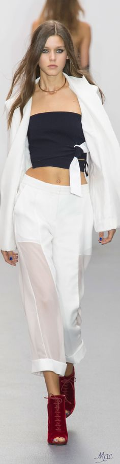 Spring 2016 Ready-to-Wear Issa