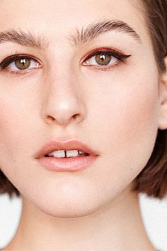 Five Reasons Not To Be Afraid Of Red Eyeshadow