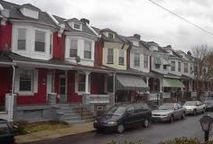 This is where I grew up. In a row house. Philadelphia has more row homes than any other city in the U. Best Vacations, Vacation Destinations, Philly Pa, Philadelphia Pa, Philadelphia History, Pennsylvania Dutch Country, Old Images, Historical Sites, American History