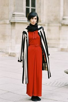 jamie bochert in paris.
